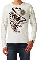 تی شرت خوشنویسی الهی سینه ای ده آتش افروز